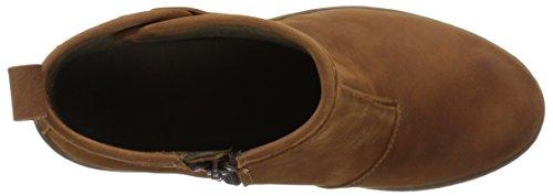 El Naturalista NF71 Pleasant Lichen - Stivali Corti da Donna Marrone (Wood)