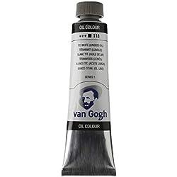 Royal Talens : Van Gogh Oil Paint : 40ml : Titanium White Linseed S1