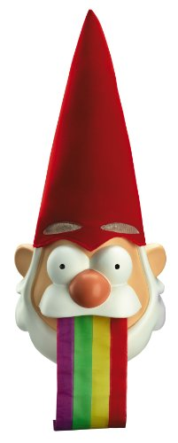 Gravity Falls Disney Barfing Gnome Adult Costume Mask (Gnome Maske)