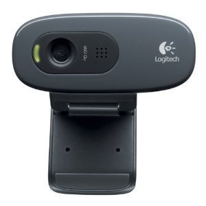 Consumer Electronic Products Logitech HD Webcam C270, 720p Widescreen Video Calling and Recording - Non-Retail/Bulk Packaging Supply Store  available at amazon for Rs.3843