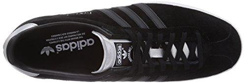 adidas Gazelle OG Herren Sneakers Schwarz (Core Black/Core Black/Ftwr White)