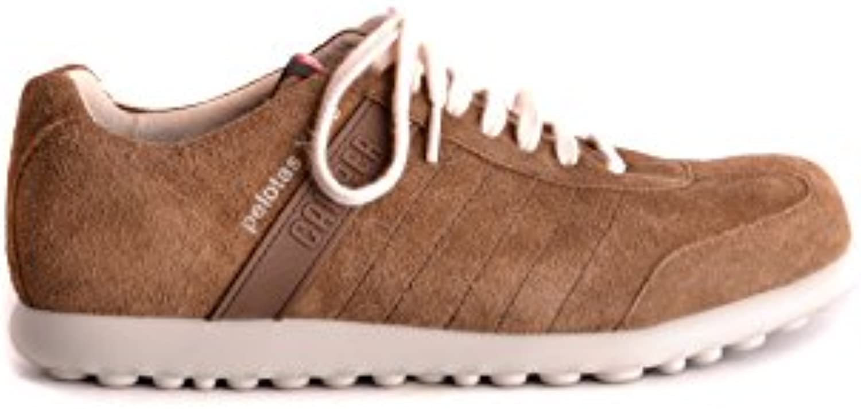 Camper Herren MCBI059009O Braun Wildleder Sneakers