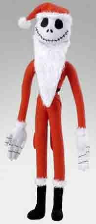 Jack Skellington Costume Enfant - Nightmare Before Christmas costume pose Jack Skellington