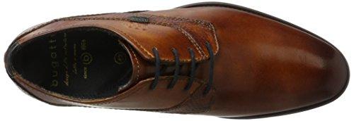 Bugatti Uomini 311163042500 Derbys Marrone (cognac 6300)