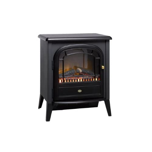 31VDAK qQeL. SS500  - Dimplex Club Electric Stove, 2000 Watt, Black CLB20E