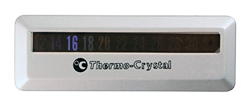 Lampa Flüssigkristall Thermometer, selbstklebend