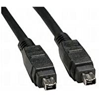 Firewire 4 to 4 pin Cable1.8m IEEE1394 DV out to PC