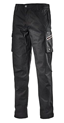 Diadora Utility - Cargo Stretch 172114 - Pantalone da lavoro in cotone elasticizzato