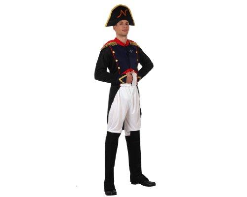 Atosa 12385 - Napoleonkostüm, Erwachsene, Größe (Für Erwachsene Napoleon Kostüm)
