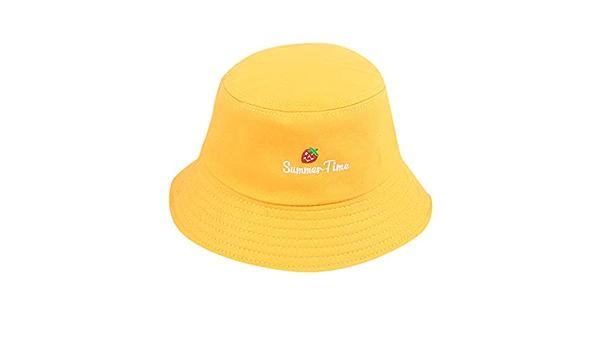 Demarkt Fischerhut Sun Hat UV-Schutz Outdoor Bucket Hat f/ür Outdoor Angeln Camping