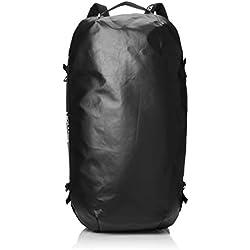 Salomon Prolog 70 Backpack Bolsa de Viaje 70 L, Unisex Adulto, Negro, Talla única