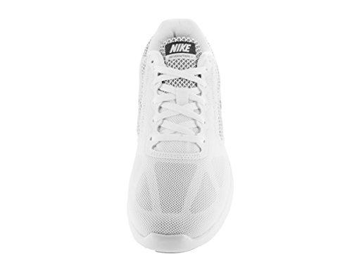 Nike Revolution 3 WeiÃ? / MTLC Dunkelgrau / Wolf Grau Laufschuh 5,5 Us White/Mtlc Dark Grey/Wolf Grey