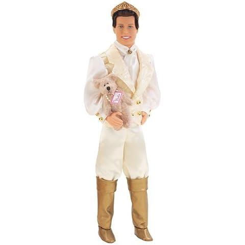 Barbie G6281 - Tea Party príncipe Ken