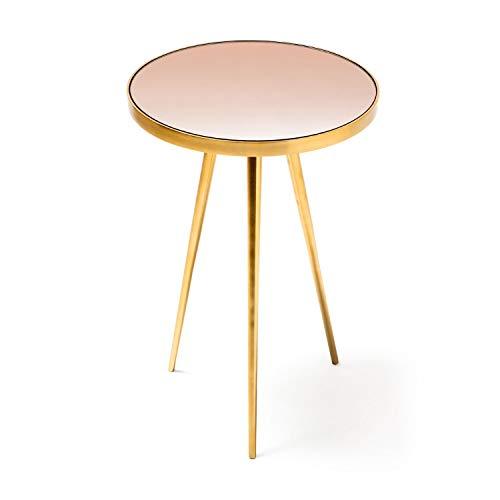 Kayoom COUCHTISCH KAFFEETISCH DESIGNTISCH Wohnzimmer BEISTELLTISCH Gold