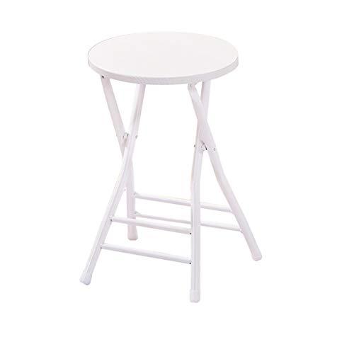 Tabouret - Chaise Pliante, Table et Chaise de Salle à Manger, Tabouret Minimaliste Moderne/Chaise de Bureau Portable (Couleur : A)