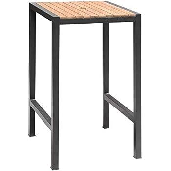 CLP Table d\'Extérieur RIVA en Plastique Couleurs au Choix ...
