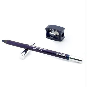 By Terry - Crayon Khol Terrybly Color Eye Pencil (Waterproof Formula) - # 4 Blue Vision 1.2G/0.04Oz - Maquillage