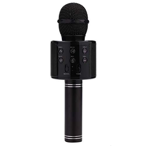 Professionelles drahtloses Mikrofon Hohe Empfindlichkeit Home KTV Musik Oneline Chat Karaoke Mikrofon für IOS spielen