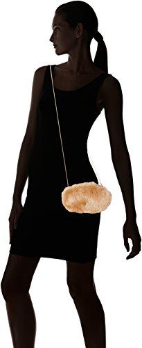 Carvela - Glory, Pochette da giorno Donna Beige (Nude)