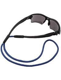 SFY - PACK 2 - Cordones Fluorescentes Reflectantes Gafas de Sol, Ideal para hacer Deportes. Cadenas Correas de gafas. Moderno y Práctico. Ideal Oscuridad.