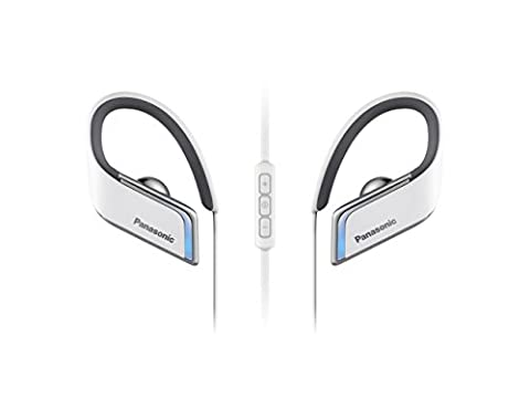 Panasonic Bluetooth Waterproof Sport Headphone - White