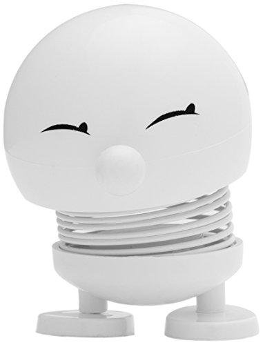 Baby Hoptimist Bimble, piccolo, bambina con Sorrisi occhi, decorazione - / gioco idea, in Plastica, Colore Rosso, 2003-41 bianco