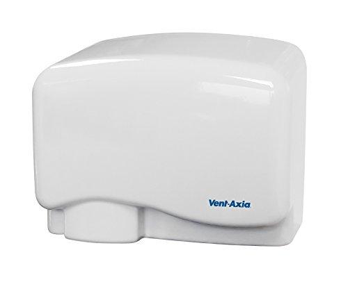 Vent-Axia 4315151,5kW metallo automatico Asciugatore, colore: bianco