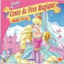 Barbie conte de fees magique + Barbie imprime [Import]