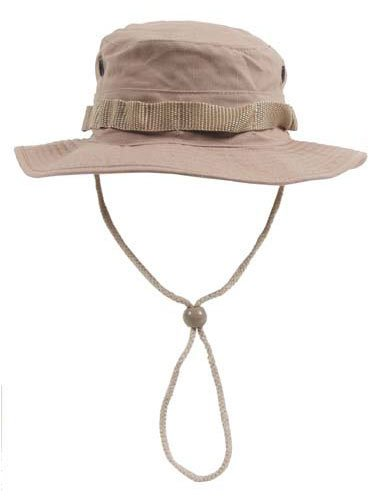 US GI Buschhut Boonie Hat khaki S-XL