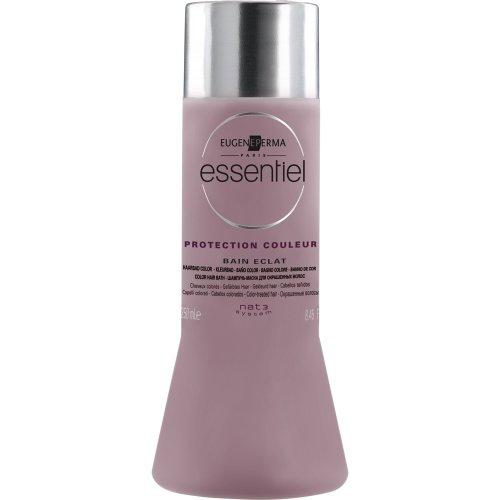 Essentiel - Shampooing - Bain Eclat - Cheveux Colorés - 250 ml