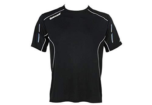 Babolat Jungen 'Match Core T-Shirt 10 Jahre schwarz