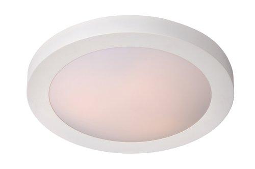 Lucide FRESH - Plafonnier - Ø 41 cm - IP44 - Blanc