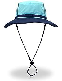7ad69177b1316 DORRISO Unisexo Sombrero para el Sol Anti-UV Vacaciones Viaje Playa Gorro  de Pesca