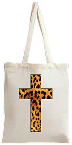 Crufix Leopard Print Tote Bag (Print Leopard Tote)