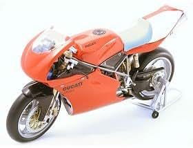 Die-cast Model Ducati 998 R (1:6 scale in Red)