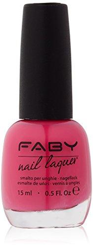 Faby Nagellack Vanity Woman, 15 ml