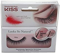 Kiss Looks So Natural Lashes Flirty by Kiss