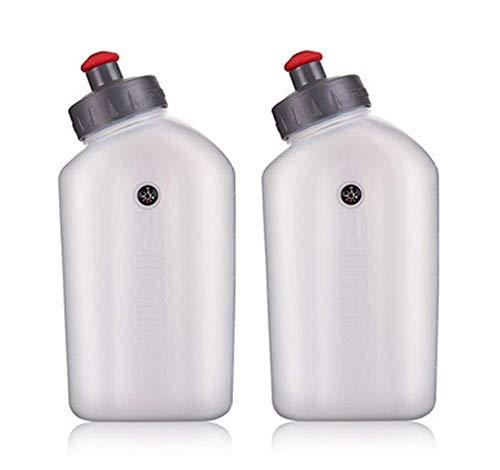 Luemdss Running Holding Two Kettles Climbing Cross Country Marathon Long Distance Compass Portable Water Bottle Water Bag Flasche Für Den Außenbereich -