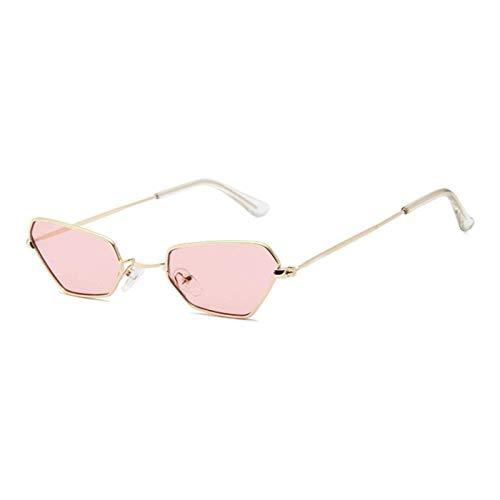 Sport-Sonnenbrillen, Vintage Sonnenbrillen, New Cat Eye Sunglasses Women Luxury Fashion Sun Glasses Metal Frame Unisex Men Designer Eyewear