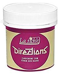 La Riche Unisex Semi Permanent Haarfarbe, Carnation pink, 1er Pack, (1x 89 ml)