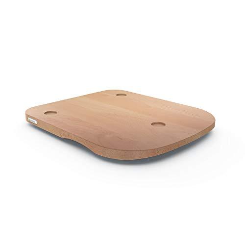 Tabla de base para TM5o TM31 de ThermosSider H (madera maciza, impermeable, deslizante) 30 x 36 x...