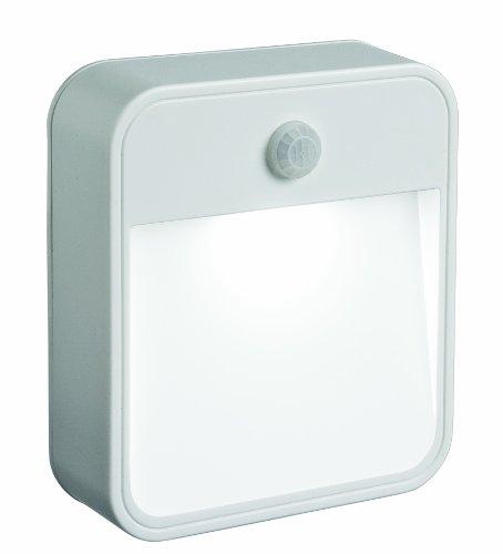 batteriebetriebenes LED-Nachtlicht mit Bewegungssensor weiß MB720