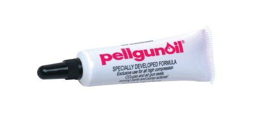 Crosman Pellgun Oil - gun lubricating oil - air gun rifle Co2 pistol lubricant (Co2 Crosman)
