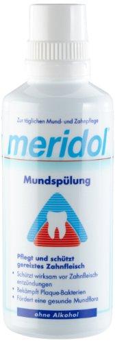 Meridol Mundspülung 2 x 400 ml, 1er Pack (1 x 800 ml)