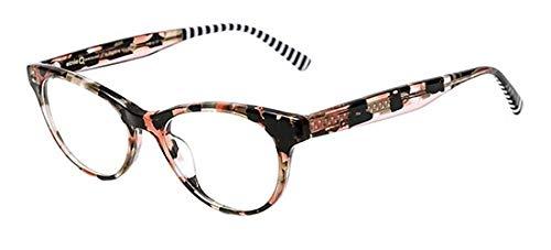 Etnia barcelona occhiali da vista florentin 17 orange havana donna
