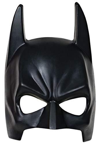 (PICCOLI MONELLI Maske Bat Man Kinder Jungen Masken-Maske, für Herren, für Karneval, Super Eroi, 8 bis 16 Jahre)