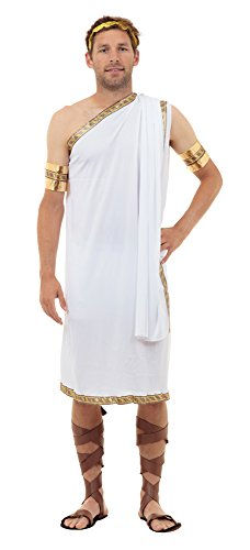 Caesar costume Adult Fancy Dress