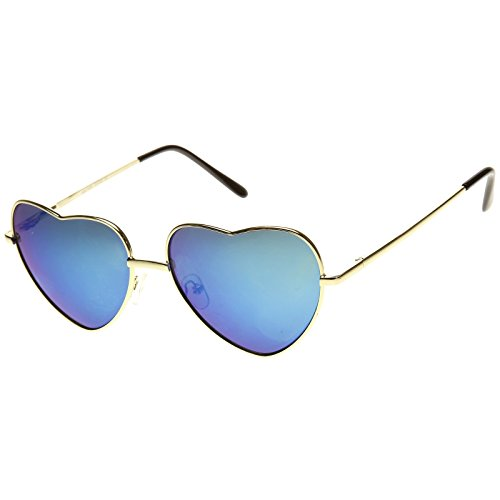 zerouv-womens-metal-thin-heart-shaped-color-mirrored-lens-sunglasses-gold-ice