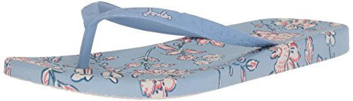 Donna Joule blu Tom Indiano Y Floreale Infradito Rot flipflop IRIdBwxqz