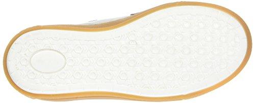 Bisgaard Unisex-Kinder Klettschuhe High-Top Grau (400-1 Light grey)
